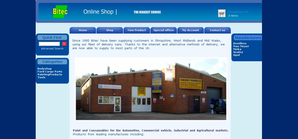 BiTec website