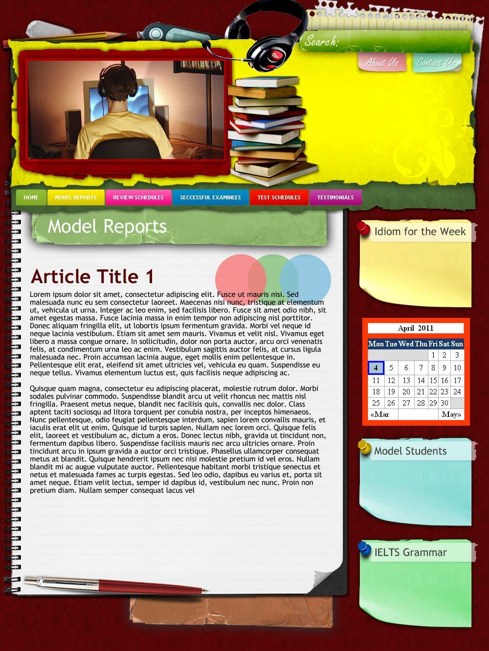 Paper Website