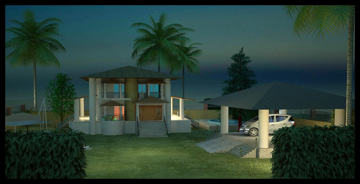 Architectural Design and Exterior Work