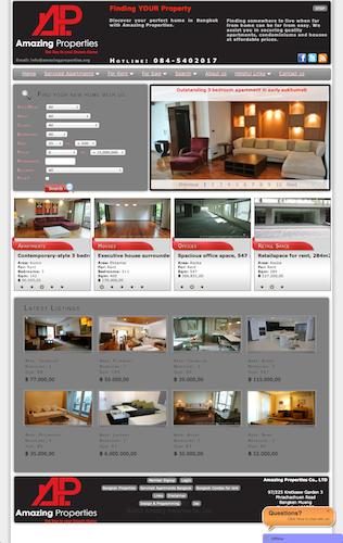 Amazing Properties Bangkok
