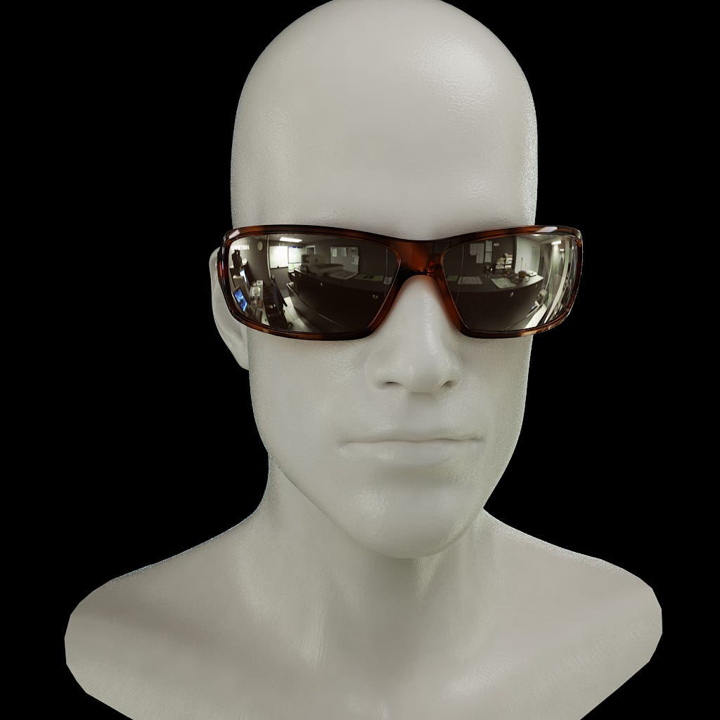 Revo sunglasses/product shot