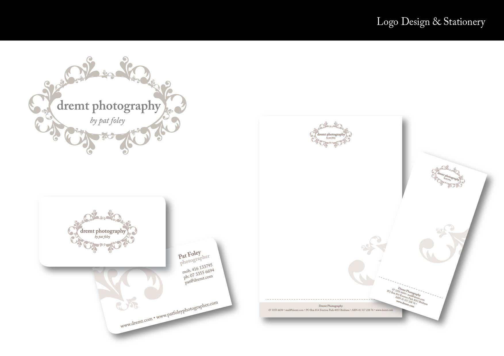 Logo Design + Stationery