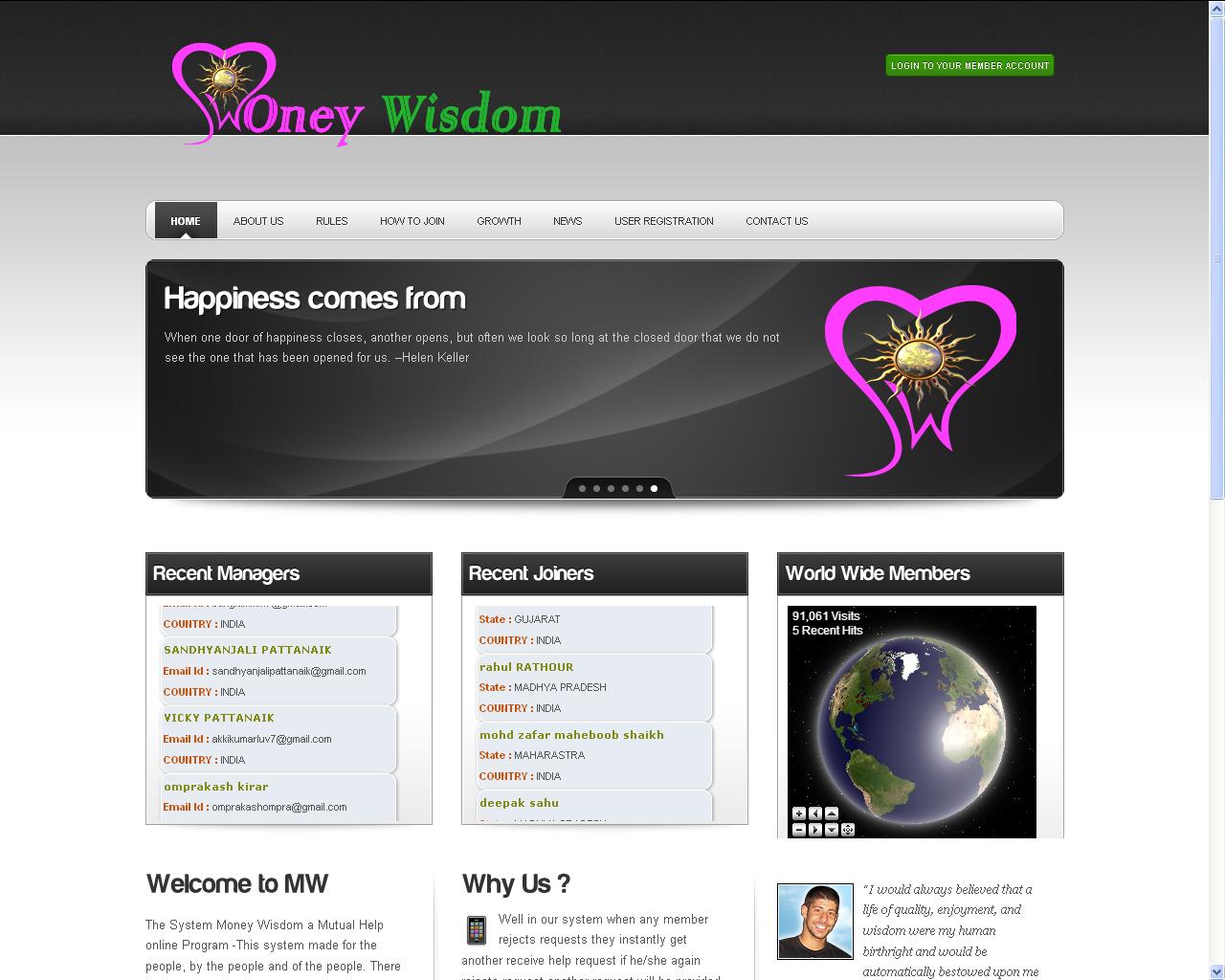 MLM site