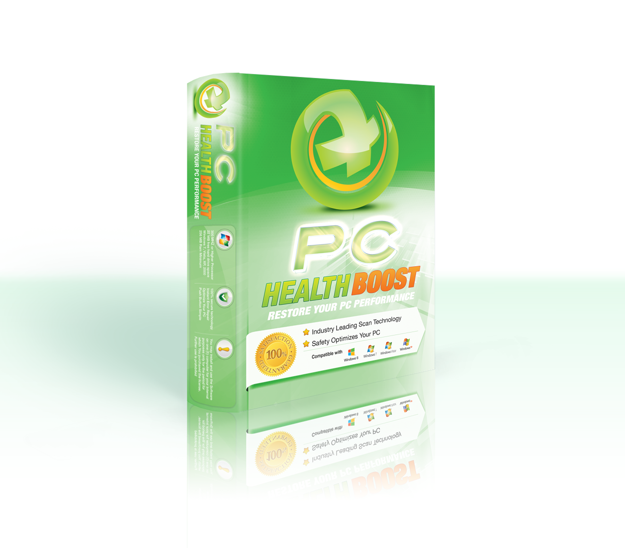 Software Box for BCHealthBoost