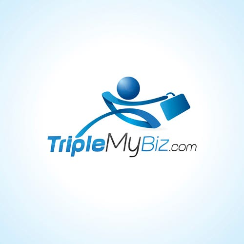 tripple my biz logo