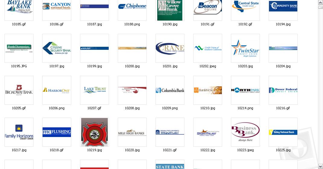 Bank Logos..........