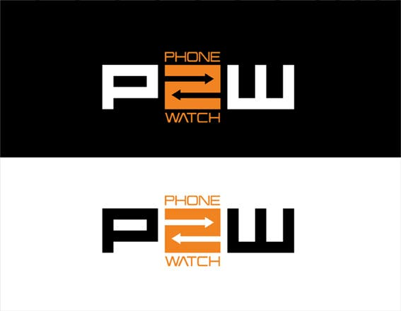 Logo design for Phone2Watch