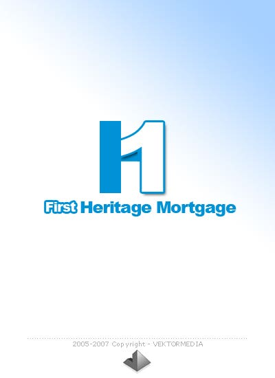 First Heritage - Logo Design