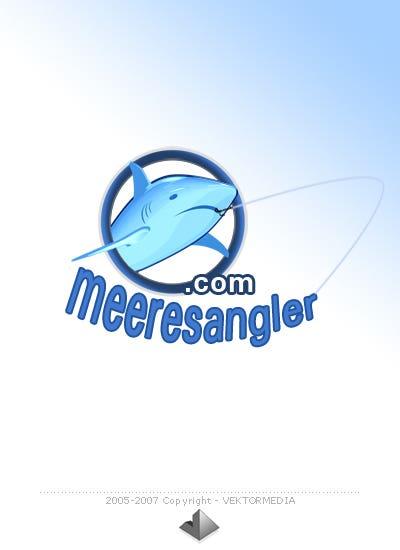 Meeres Angler - Logo Design