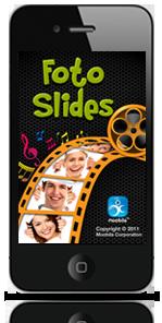 Foto Slides - Iphone App