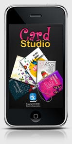 CardStudio for iPhone