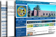 Website for City of Lathrop