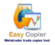 Trade copier service