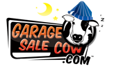 GarageSaleCow Website