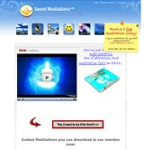 video sales of meditation