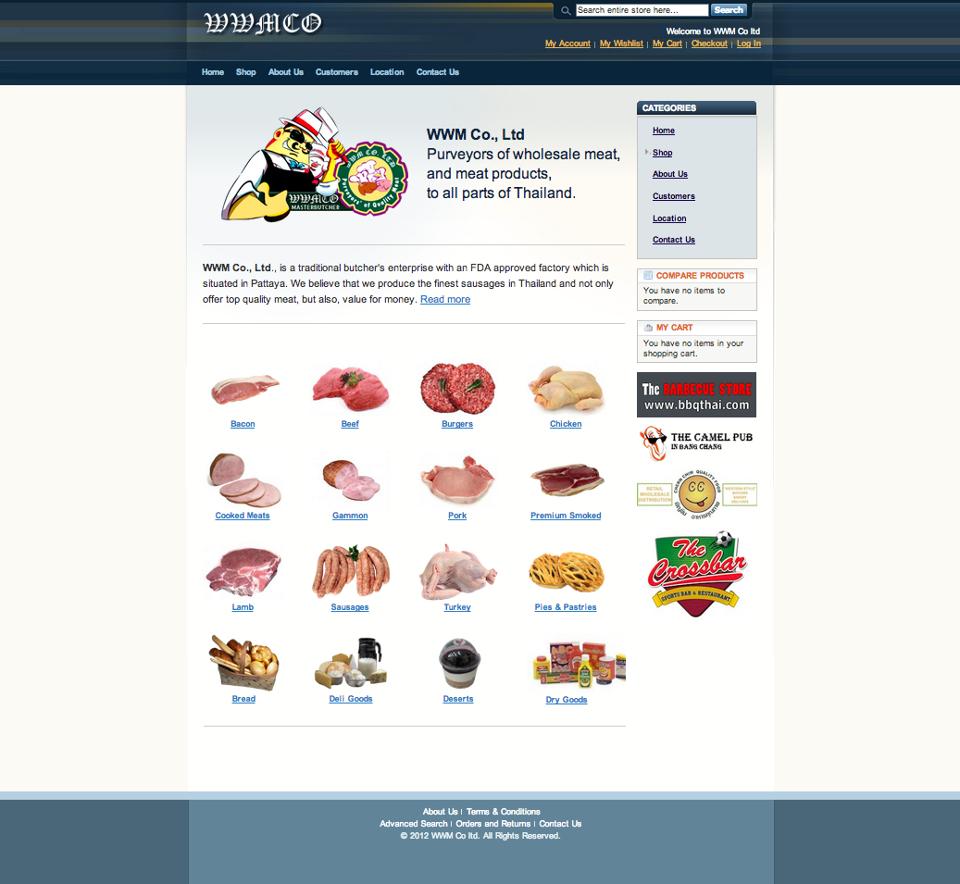 WWM Co Ltd Wholesale Meats