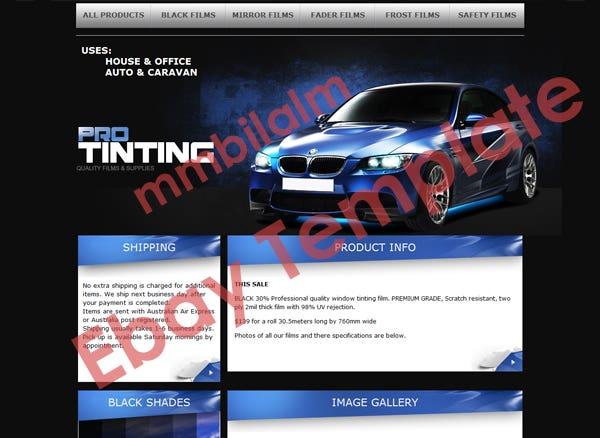 PSD to Ebay listings