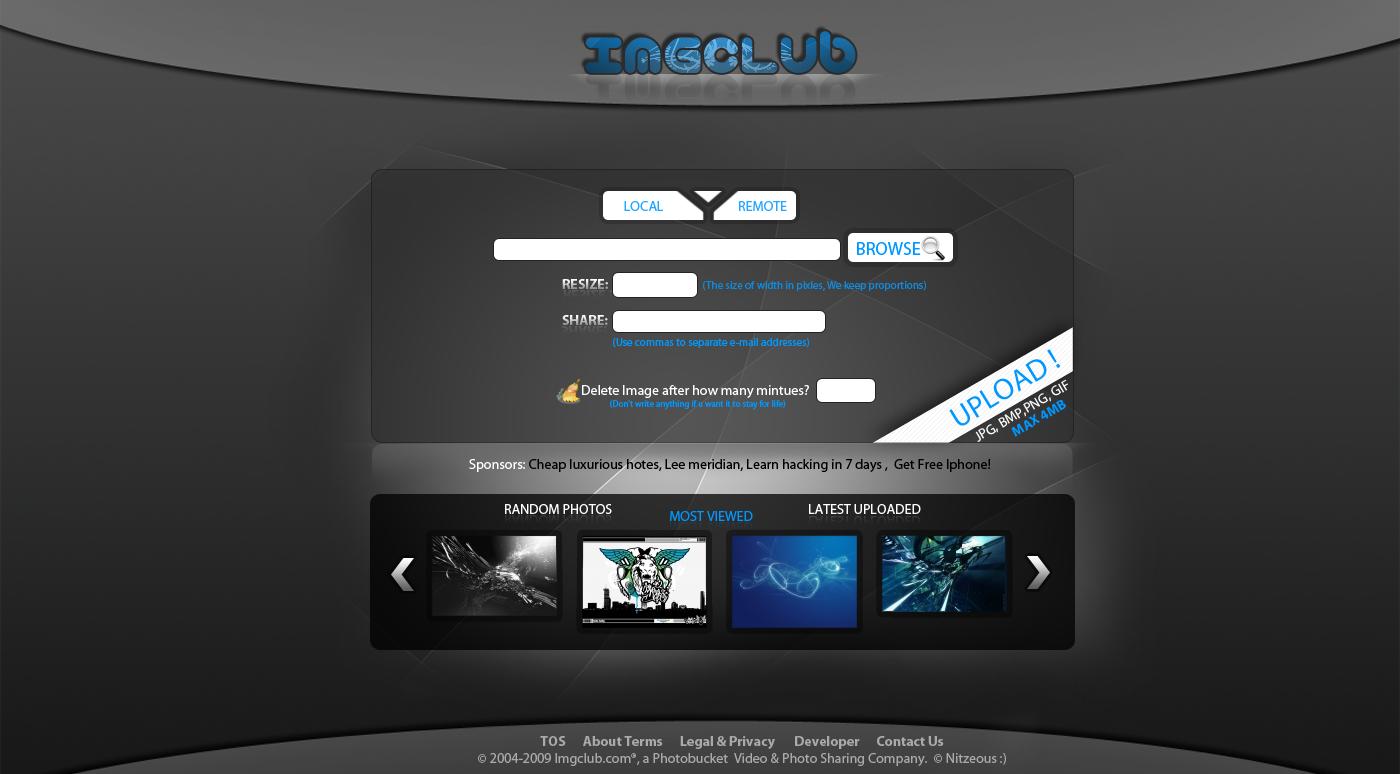 COMPLETE Web hosting website