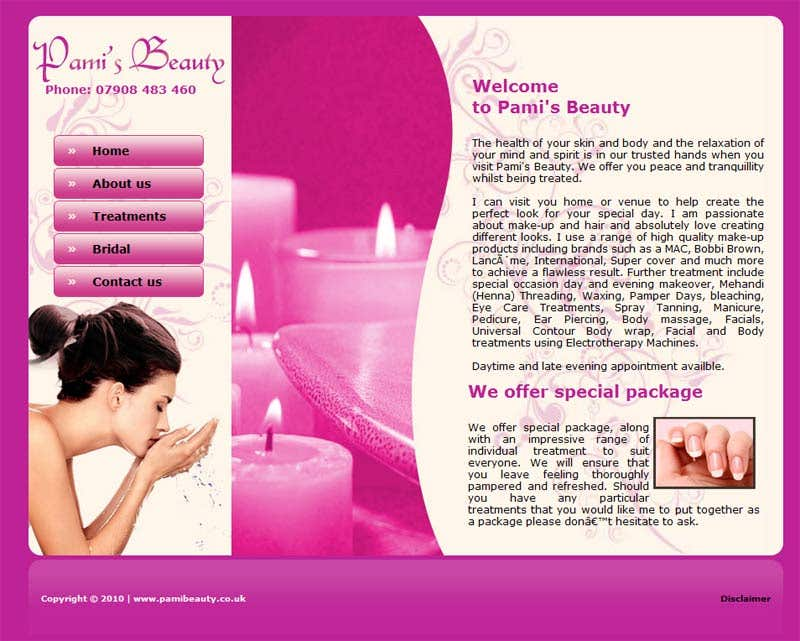 pamibeauty.co.uk