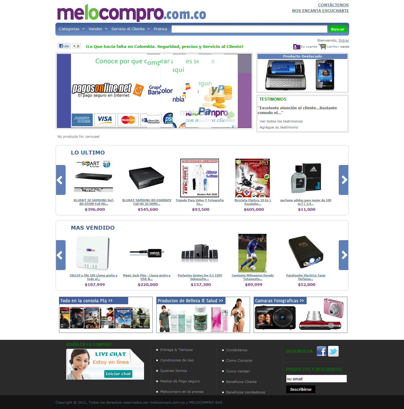 Melocompro