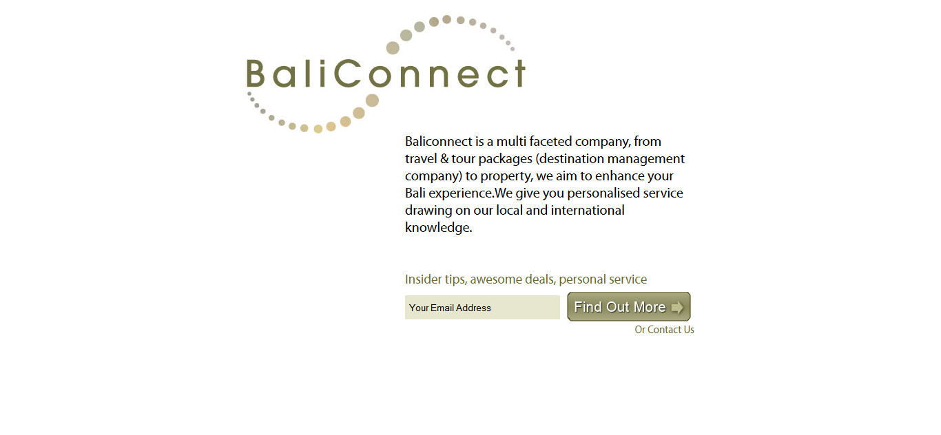 Bali Connect