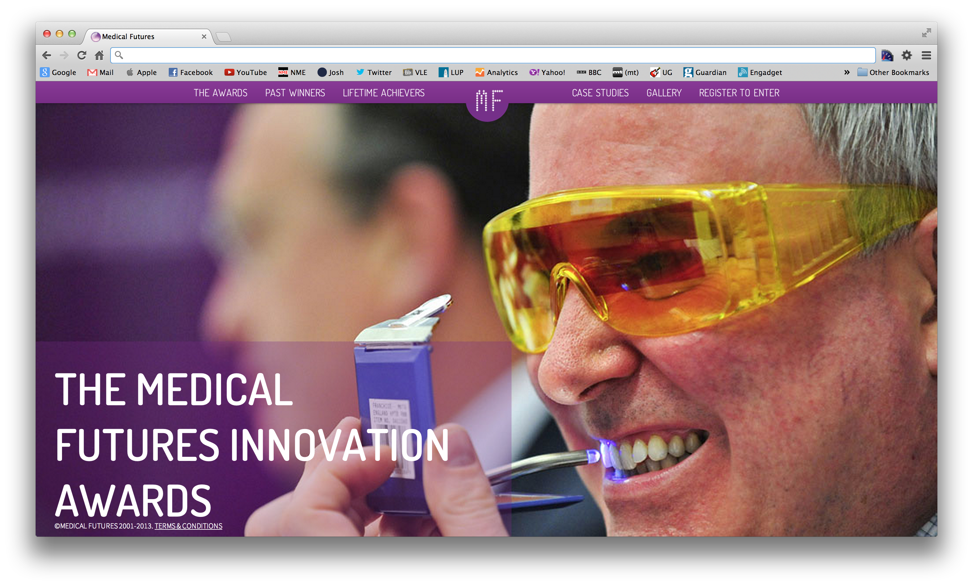 Medical Futures Innovation Award