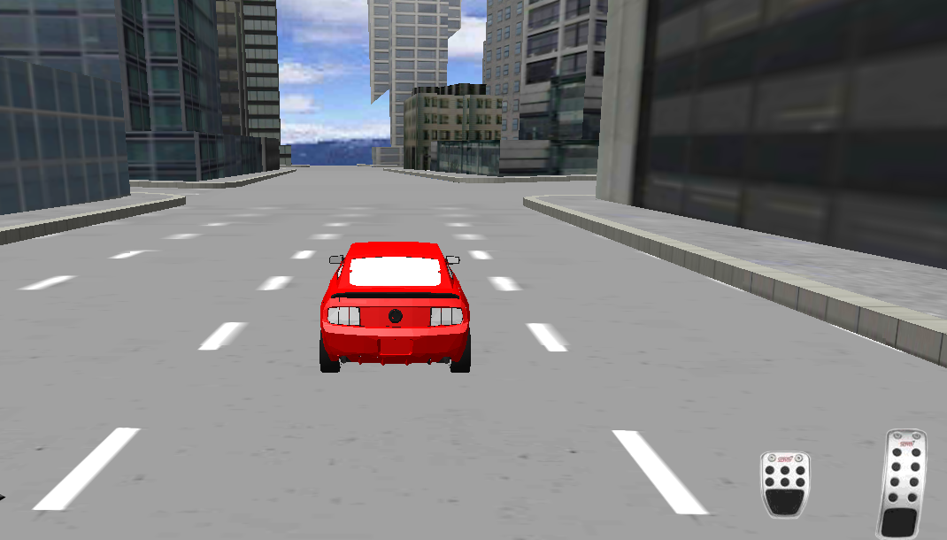 GTA Style Mobile MMO  -Under Development-