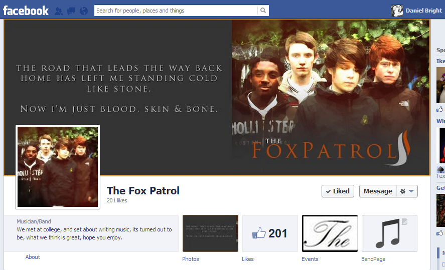 The Fox Patrol