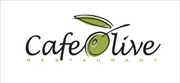 Olive Restaurant - Logo and Food Menu