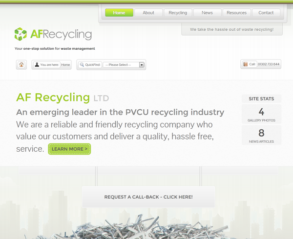AF Recycling Ltd (UK)