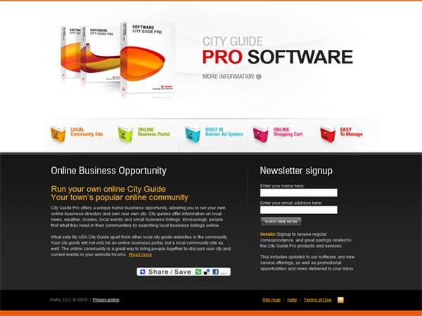 City Guide Pro