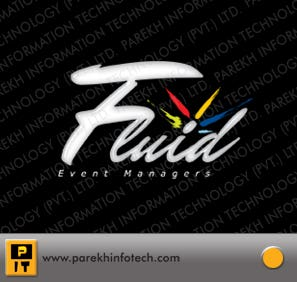 Fluid - Event Management Company Logos