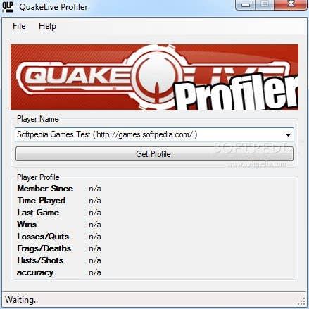 QuakeLive Profiler Tool