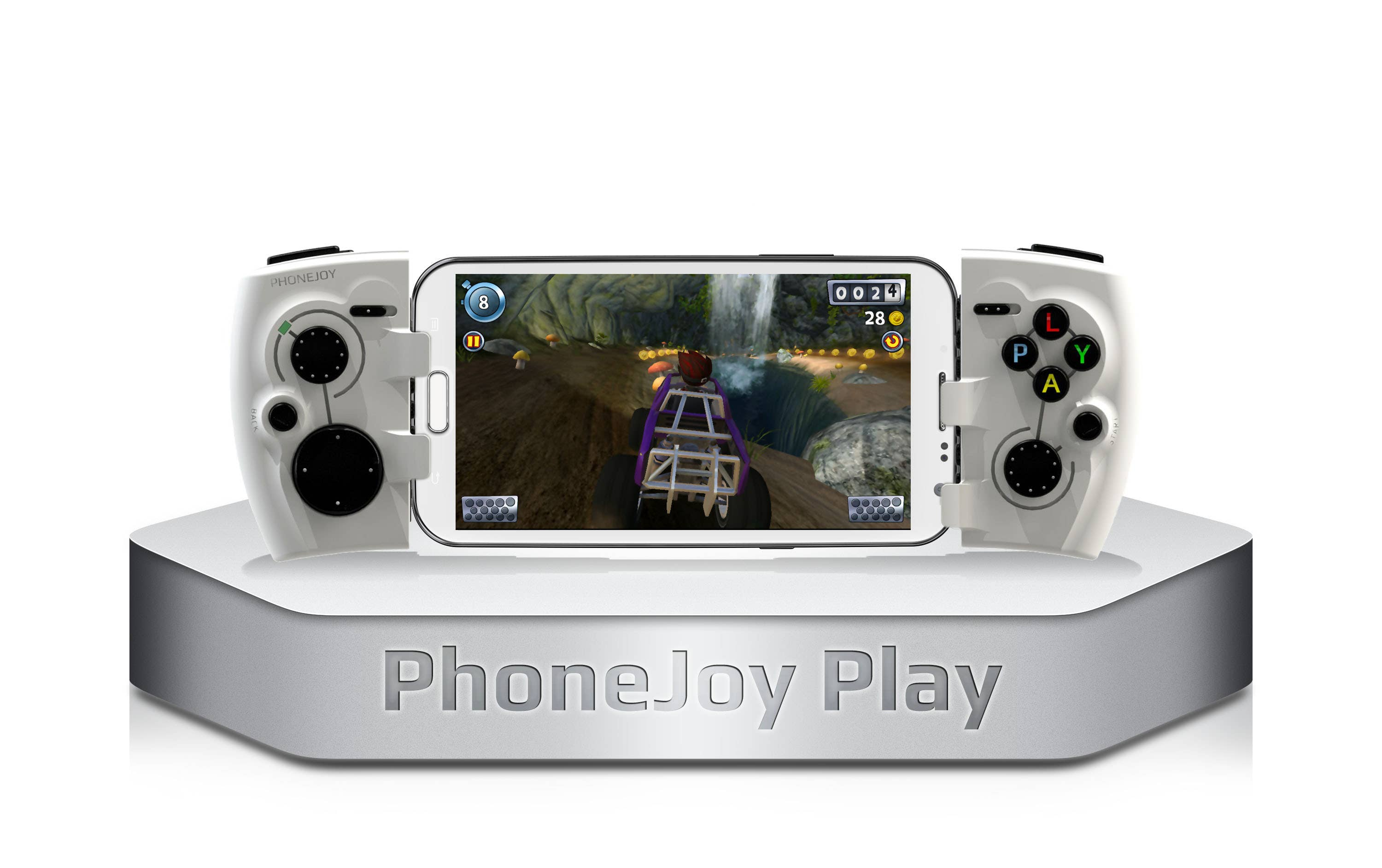 PhoneJoy Play Mechanical Patented Design