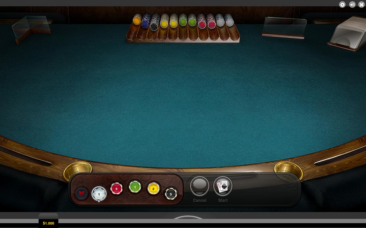 Black Jack online game