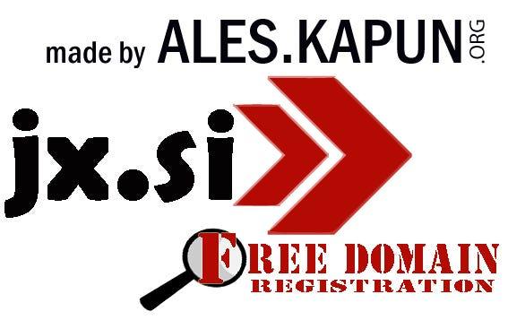 WEB site Logo http://jx.si