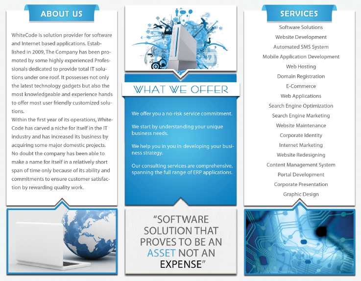 Software Development, Website Development