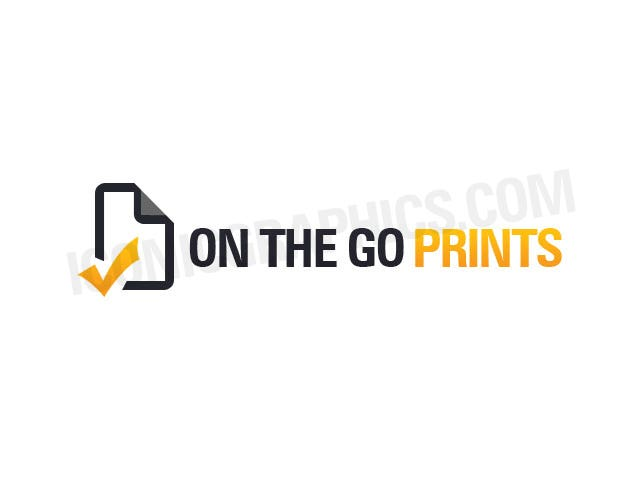 On the Go Prints Logo