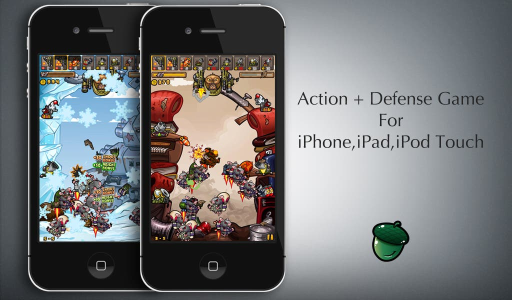 Action Defense Game