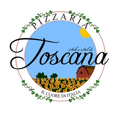 Logo For Toscana Pizzaria