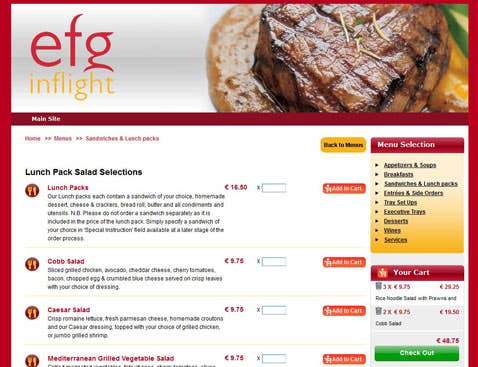 EFG Catering Services