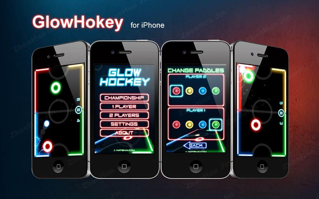 2d hokey game