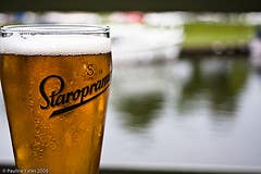 Commercial Shoot: Beer on the waterfront