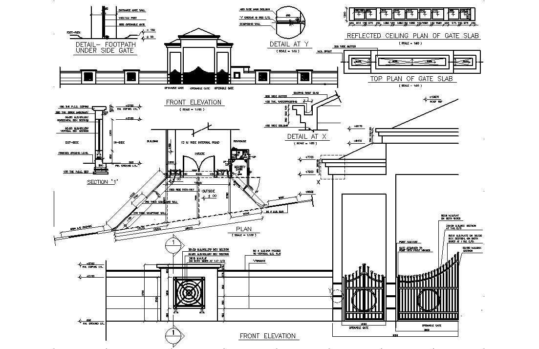 Construction  drawings and detailing