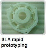 Stereolithography Services for Rapid Prototyping