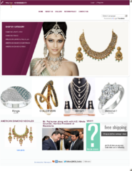 nandangem Jewellery Website