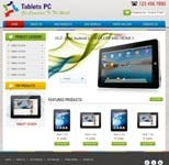 Online Tablet PC Selling - Ecommerce