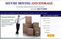 Secure Moving and Storage secureofficemovers.com