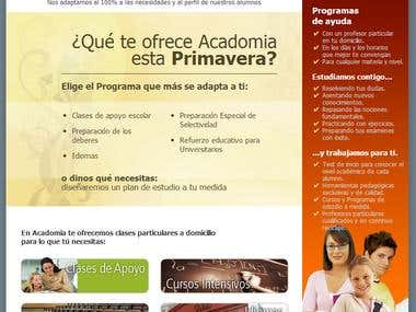 http://acadomia.es