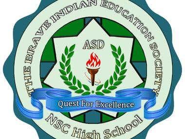 Sample School Logo